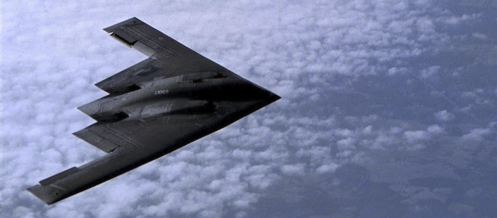 Air Force Northrop Grumman B-2 Stealth Bomber | Minnesota